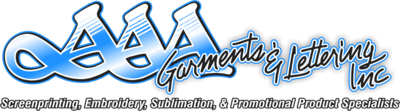 AAA Garments & Lettering, Inc.